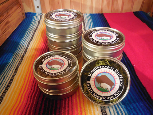 WellKnown Buffalo Earth Medicine Kits