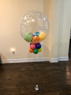 Floating Centerpiece