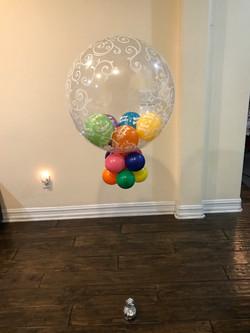 Floating Centerpiece