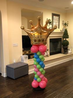 Mini Column With Crown