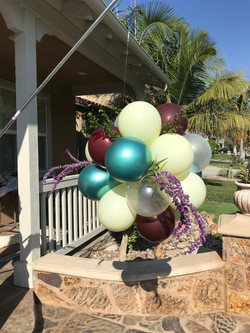 Topiary Ball with Lavender