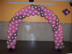 16' Pearl Toned Arch