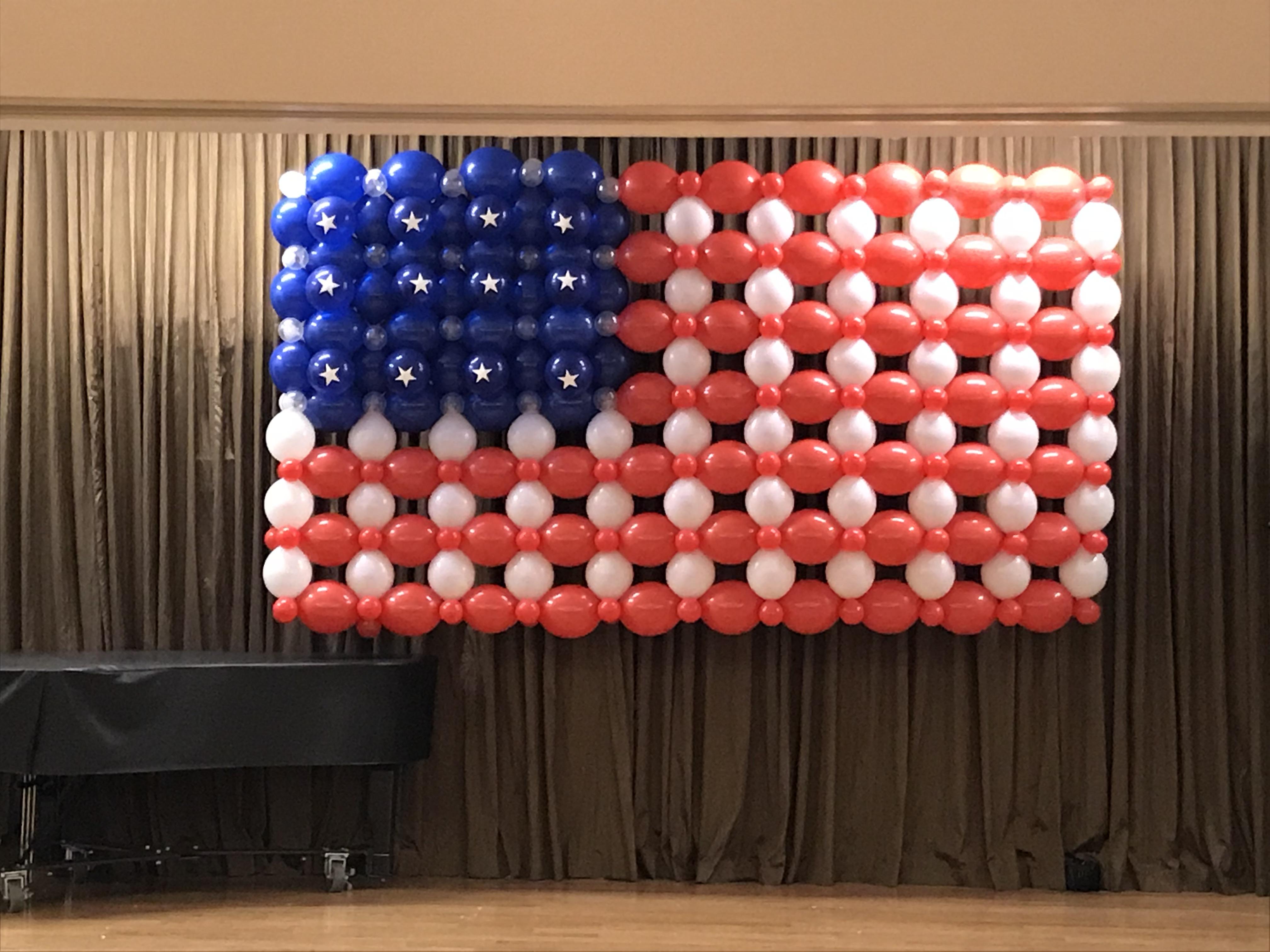 12' X 7' U.S.A. Flag