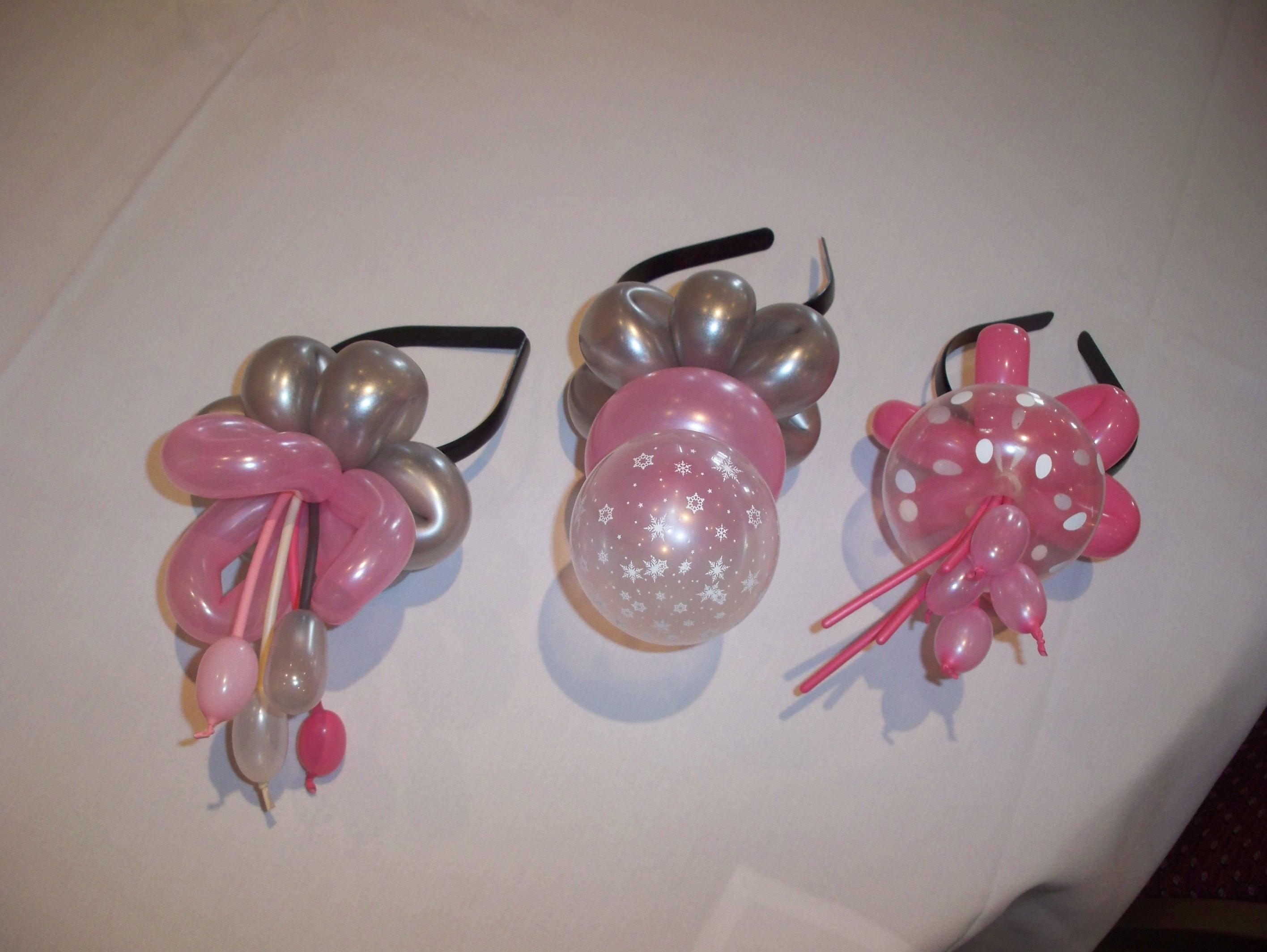 Pearl Toned Headbands