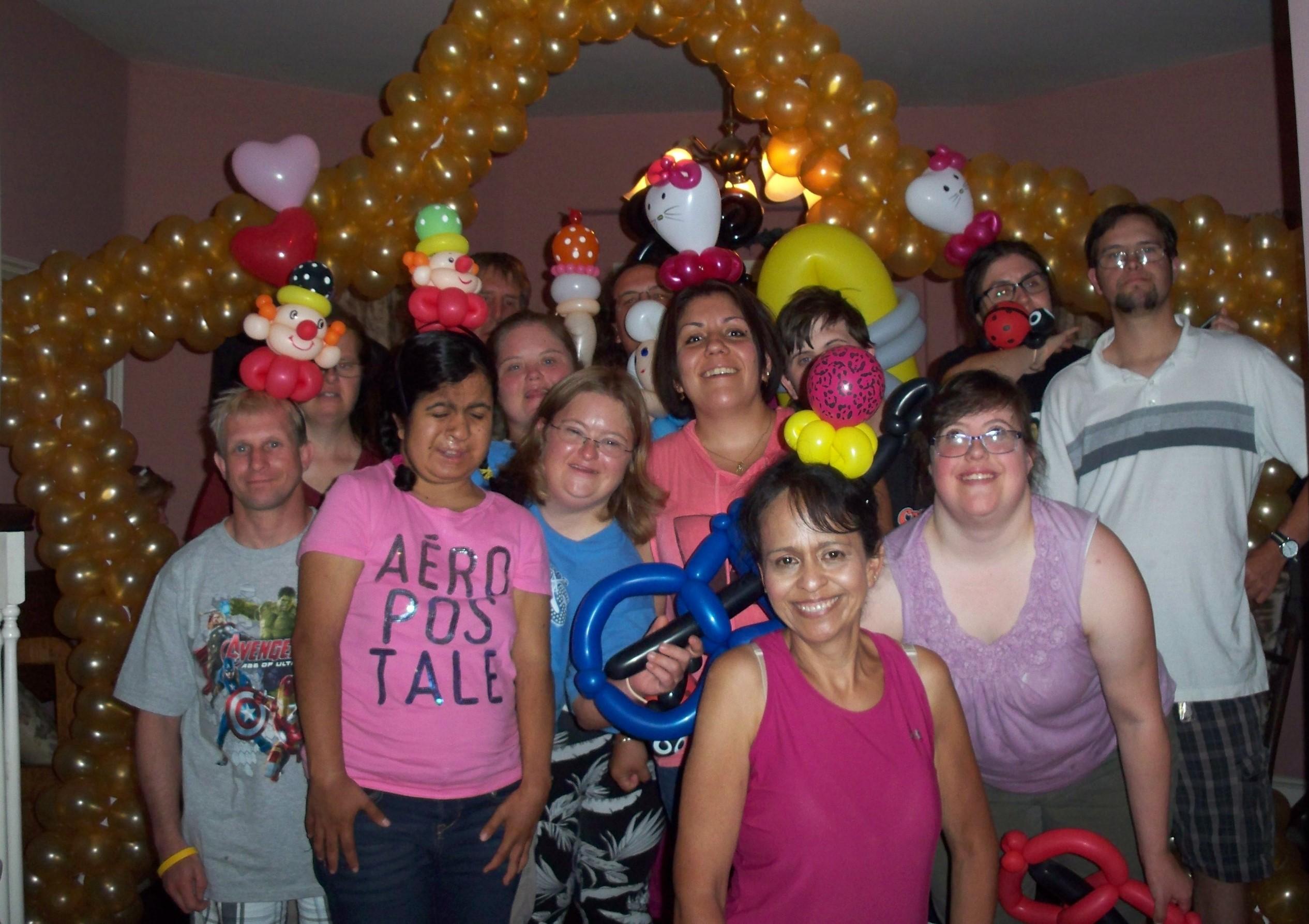 Thomas's Party