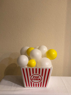 Pop Corn Centerpiece