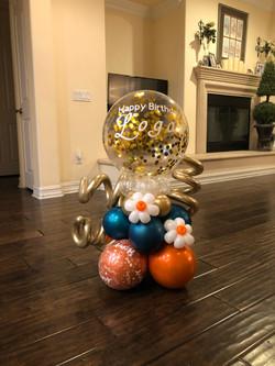 Personalized Balloon Arrangement