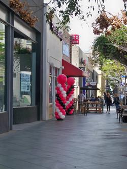 Balloon Columns, Santa Monica, CA