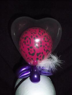 Balloon Stuffed in a Balloon