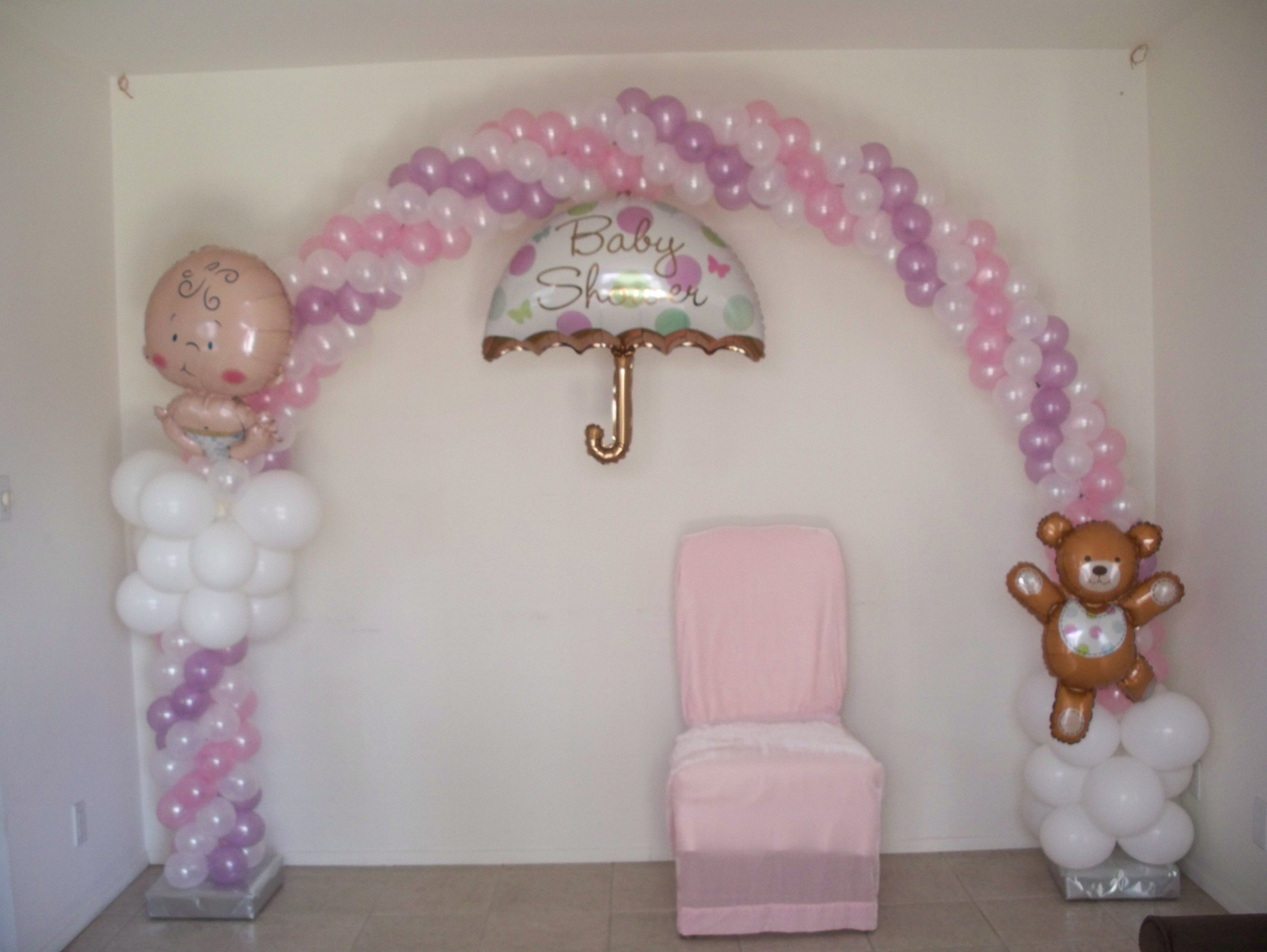 18' Baby Shower Arch