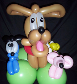 Doggie Centerpiece - Free Delivery