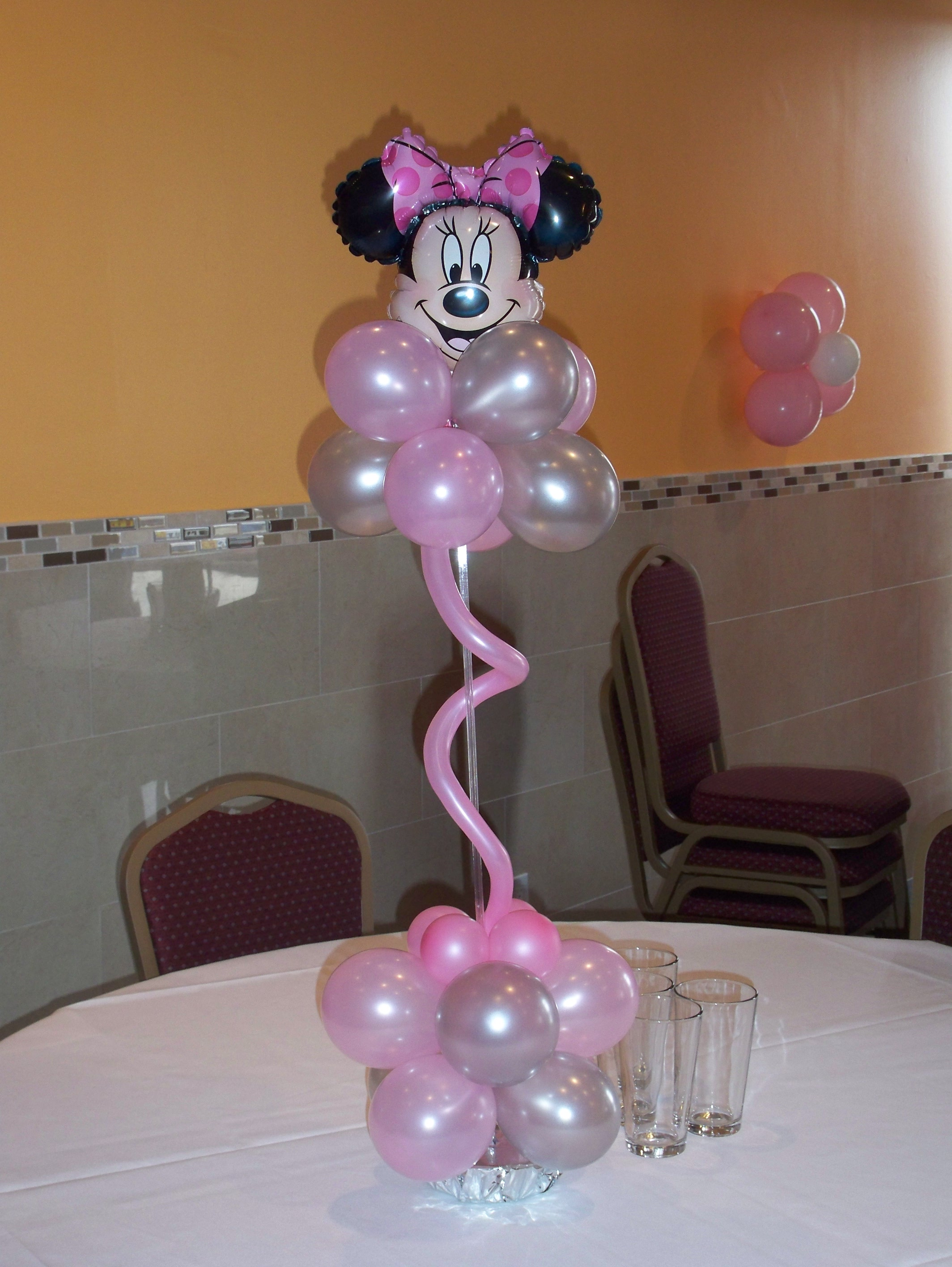 Mouse  Centerpiece