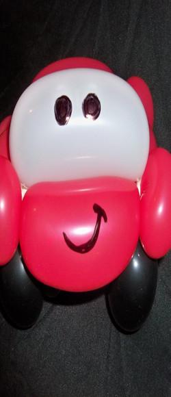 Balloon Twisted Lightning McQueen