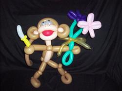 Monkey Messenger