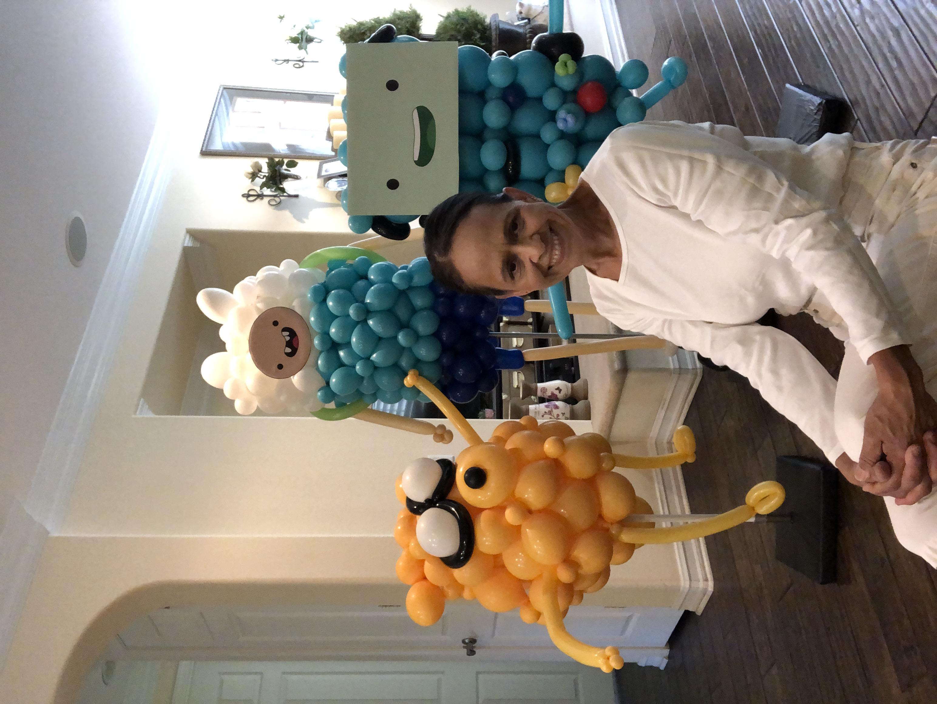 Adventure Time Finn Jake and BMO