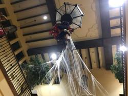 Spiderman Hanging