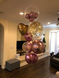 Helium Bouquet