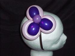 Pink and Purple Headband