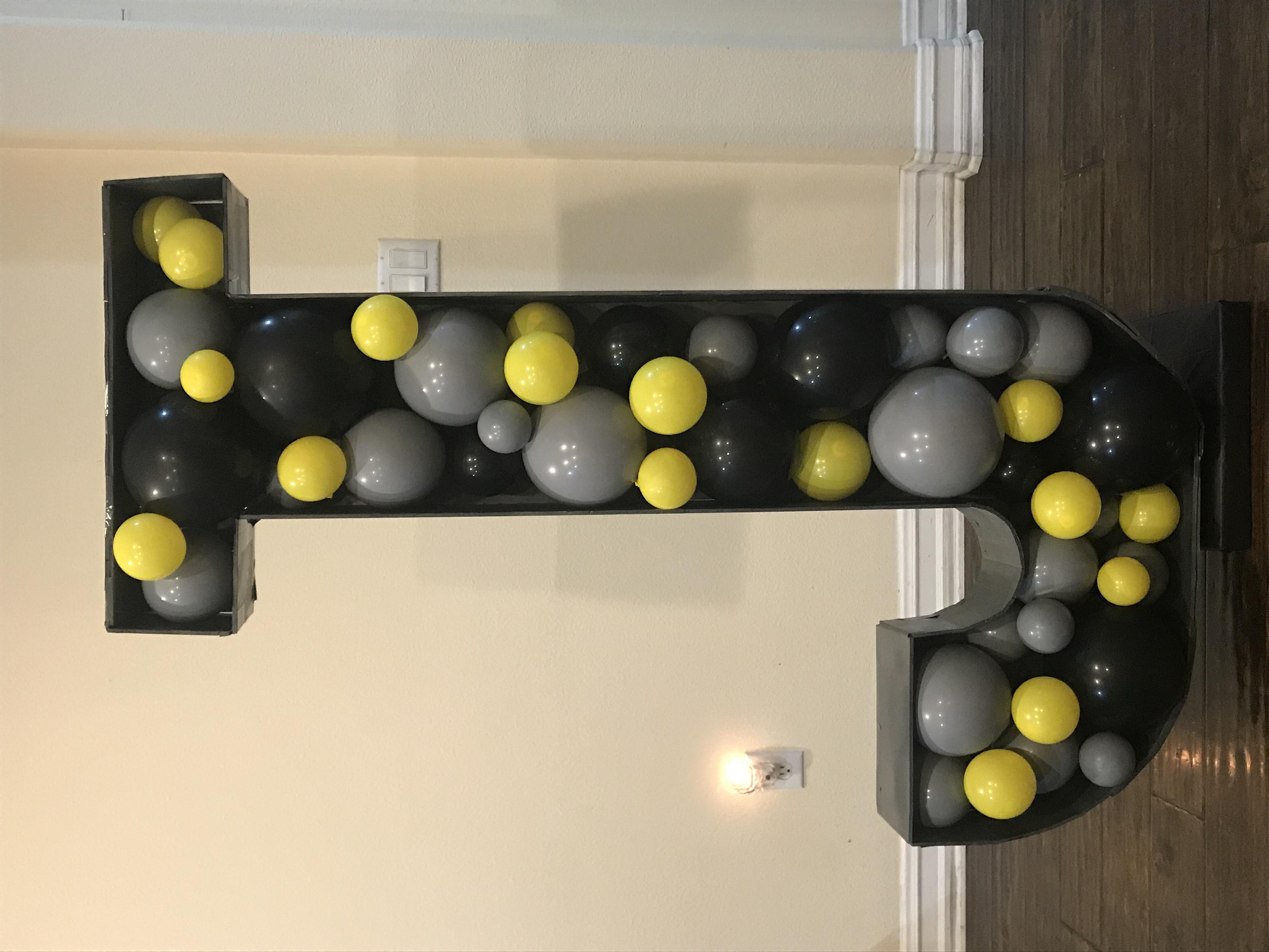 4' Balloon Mosaic