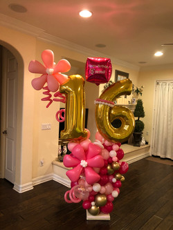 World's Best Balloon Bouquet