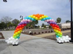 25' Rainbow Arch