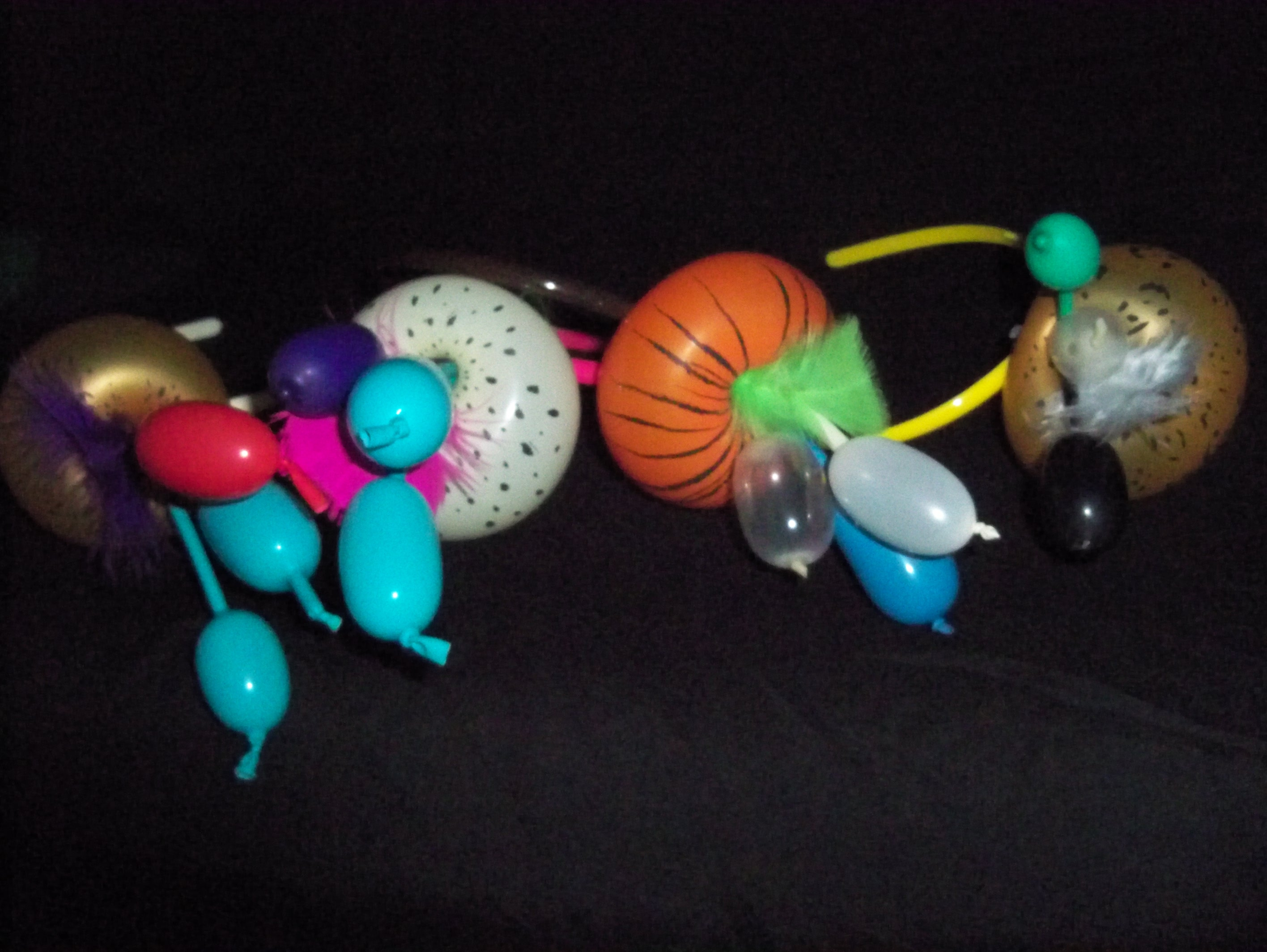 Balloon Headbands