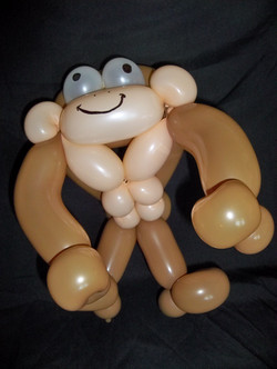 Balloon Twisted Monkey