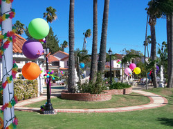 Balloons to Add  Color