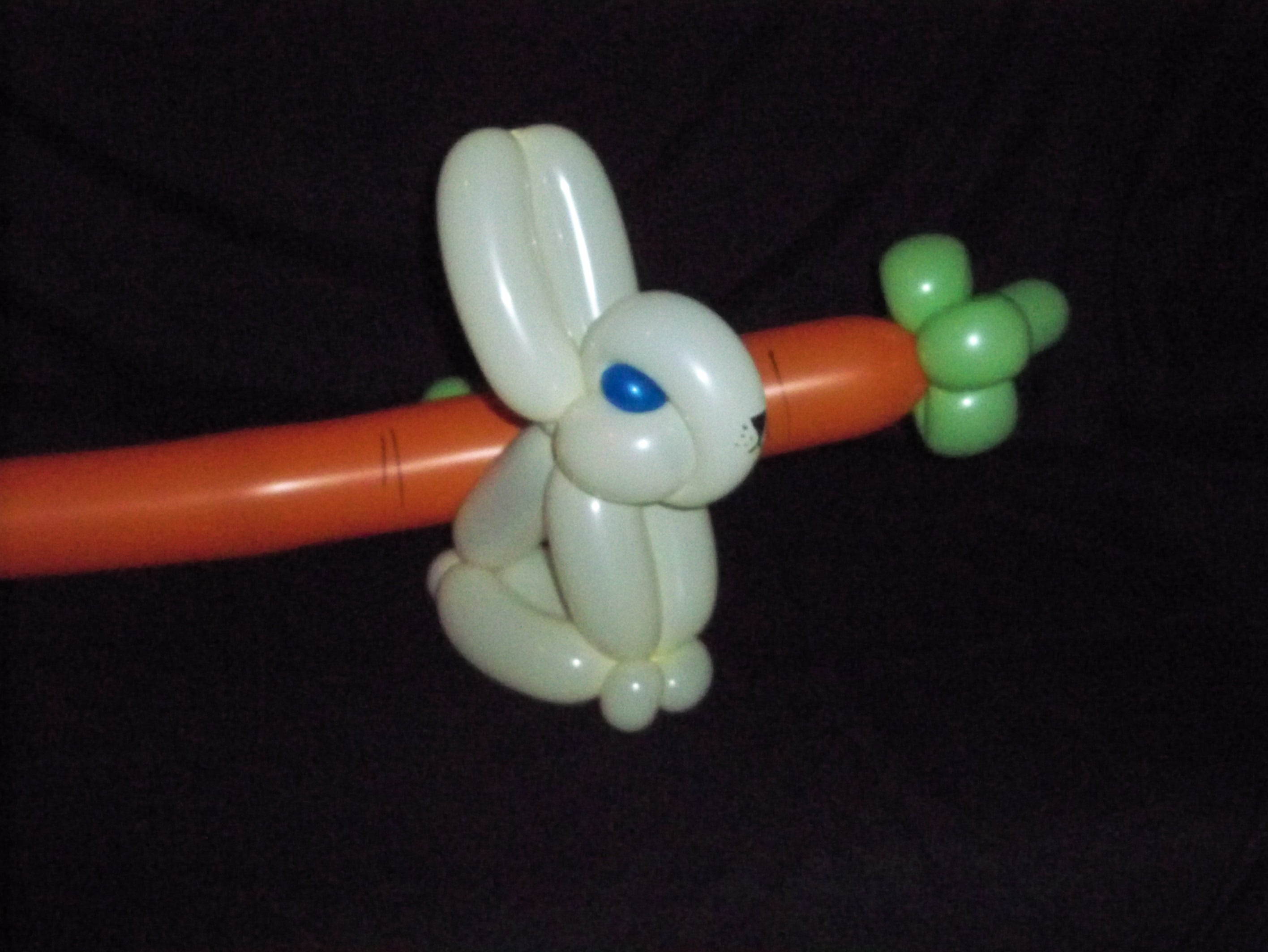 Bunny and Carrot Sword