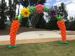 25' Easter Theme Arch