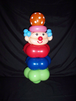 Clown Centerpiece