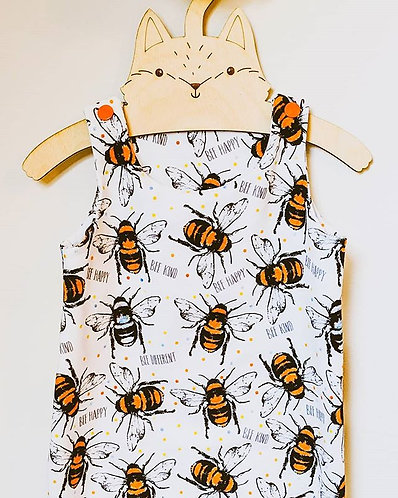 Bee Different Romper