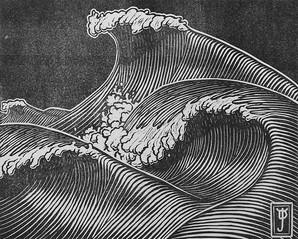 Dasonan Dreams of Waves Series