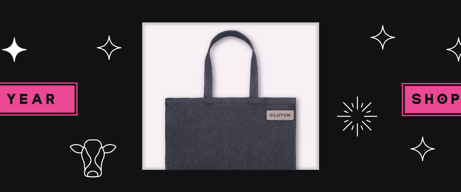 New Year's Campaign Tote