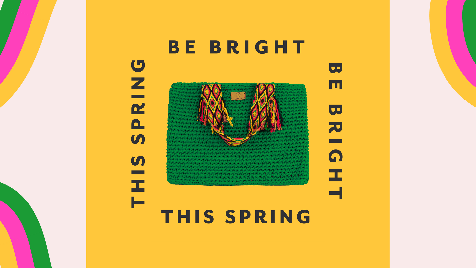 Be bright this spring