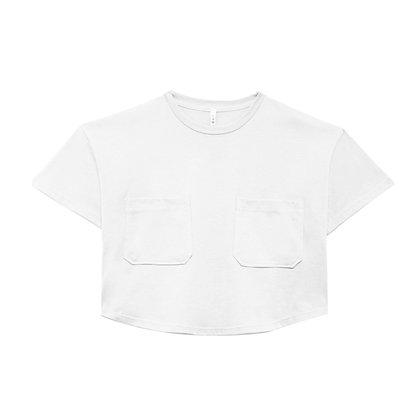T-shirt Taschino Bianca