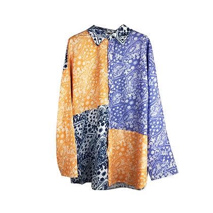 Camicia Multicolor Bandana