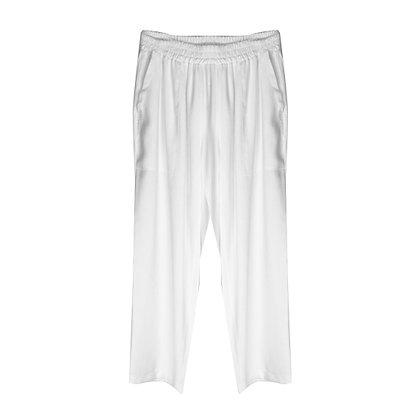 Pantalone Dritto Bianco