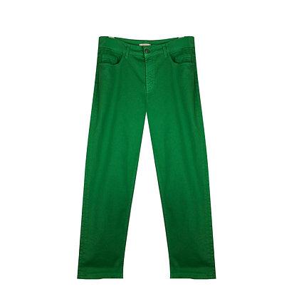 Jeans Verde Mela