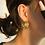 Thumbnail: Orecchino Semicerchio Oro