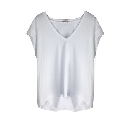 T-shirt Cotone Bianca