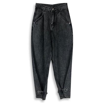Jeans Baggy Grigio