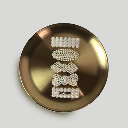 Set Mollette con Perle