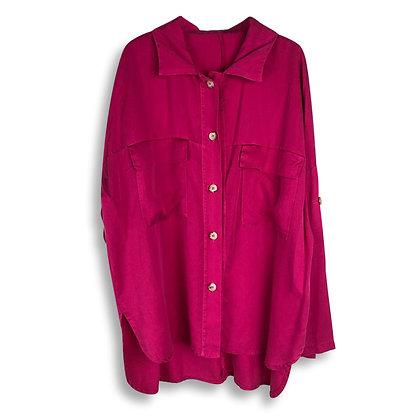 Camicia Fucsia