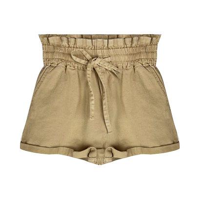 Shorts Marroncino