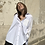 Thumbnail: Camicia Oversize a Righe Bianca
