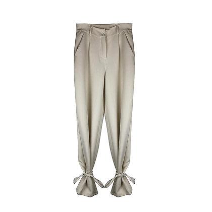 Pantalone Con Lacci