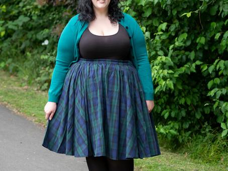 Gemma's Coquelicot Skirt