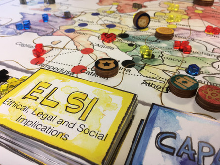 ELSI in Crisis: The Boardgame