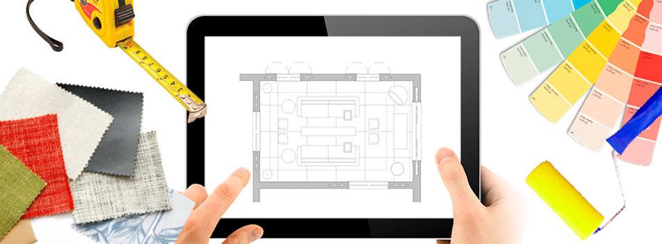 Estudio de criação com foco em design de interiores residenciais e comerciais. Ambientes com personalidade.Ambientes coloridos, ecléticos e inusitados.